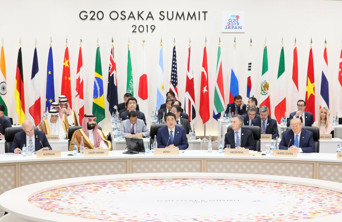 G20閉幕 ~朝鮮人戦時労働者問題と日韓関係の行方~